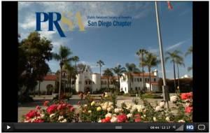 Celebrating 50 Years: PRSA San Diego Golden Anniversary Video