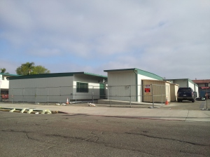 Portable Classrooms in O lot